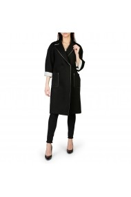 Палто Imperial KF50VOC_2921_NERO-BIANCO черно, бяло