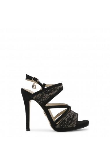 Sandale cu toc Laura Biagiotti 635_CLOTH_TAUPE