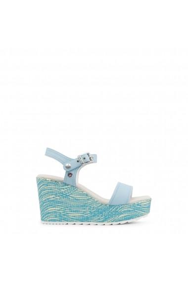 Sandale cu toc U.S. Polo ASSN. FEDRA4097S8_Y2_SKY - els
