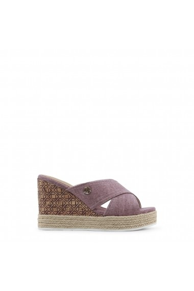Sandale cu toc U.S. Polo ASSN. FIAMA4043S8_T1_LIL