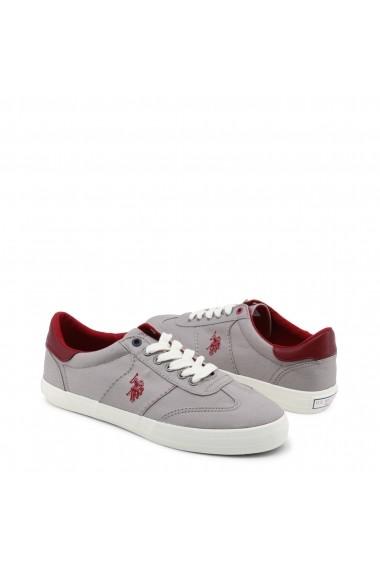 Pantofi sport U.S. Polo ASSN. MARCS4146S8_C1_GREY