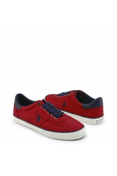 Pantofi sport U.S. Polo ASSN. MARCS4146S8_C1_RED