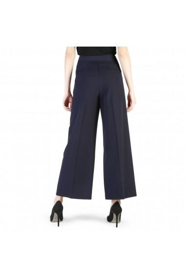 Pantaloni largi Imperial PUR6VFP 1680 BLU bleumarin