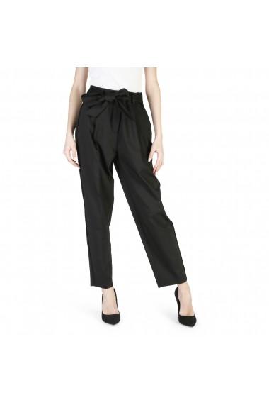 Pantaloni largi Imperial PUX0VGX 1900 NERO negru negru