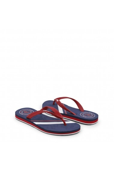 Papuci U.S. Polo ASSN. MELL4197S8_G1_DKBL-RED Rosu