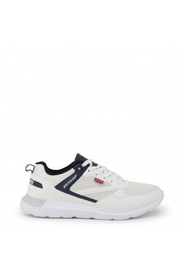 Pantofi sport Dunlop 35365_6_BIANCO Alb