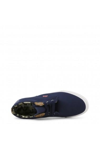 Pantofi sport Dunlop 35379_107_MARINO Albastru
