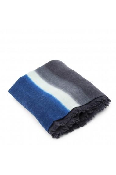 Esarfa EMPORIO ARMANI 625281_6A300_00133_INDIGO Albastru