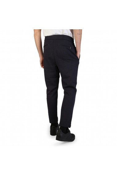 Pantaloni EMPORIO ARMANI BPP60_CY_25_BLU Albastru