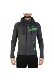Pulover Geographical Norway Goltan_man_grey-green Gri