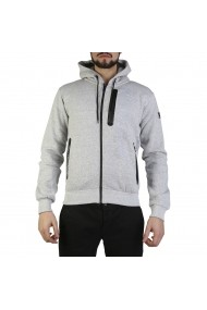 Pulover Geographical Norway Fascarade_man_bgrey Gri