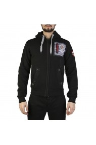Pulover Geographical Norway Fitor_man_black Negru