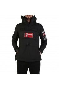 Jacheta Geographical Norway Target_man_black Negru