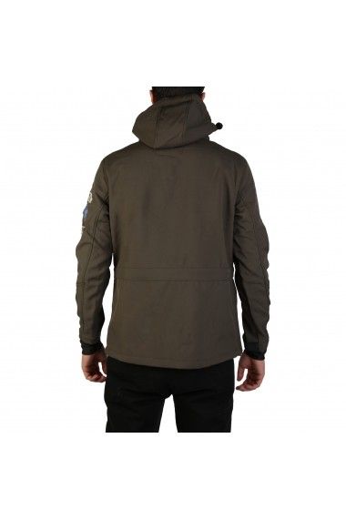 Jacheta Geographical Norway Target_man_green Verde