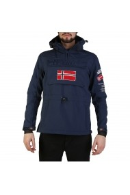Jacheta Geographical Norway Target_man_navy Albastru