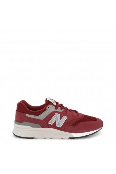 Pantofi sport NEW BALANCE CM997HCD Rosu