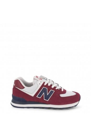 Pantofi sport NEW BALANCE ML574ESW Rosu