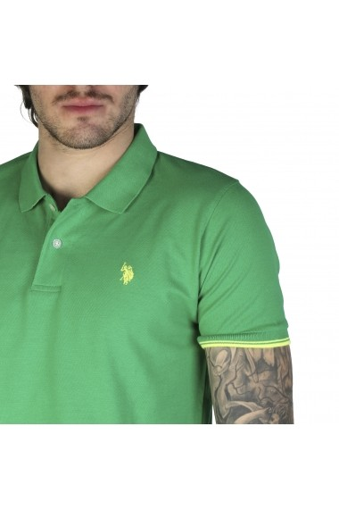 Tricou Polo U.S. Polo ASSN. 52432_41029_144 Verde