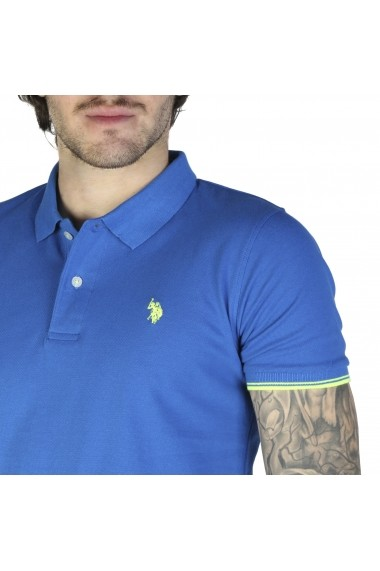 Tricou Polo U.S. Polo ASSN. 52432 41029 173 Albastru