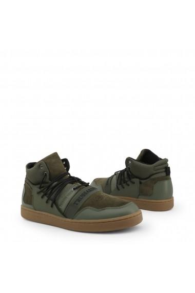 Pantofi sport Trussardi 77A00099_G260_MILITARY