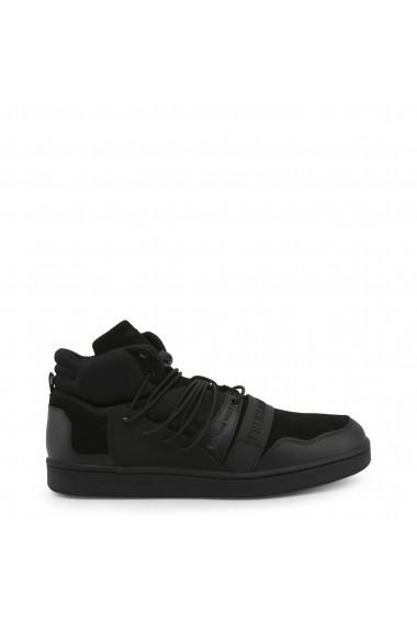 Pantofi sport Trussardi 77A00099_K299_BLACK Negru