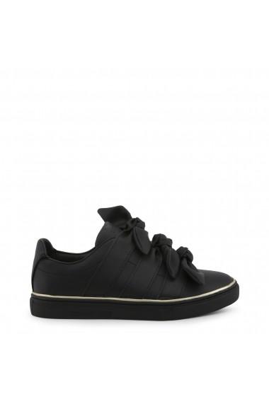 Pantofi sport Trussardi 79A00230_K299_BLACK Negru