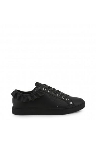 Pantofi sport Trussardi 79A00232_K299_BLACK Negru