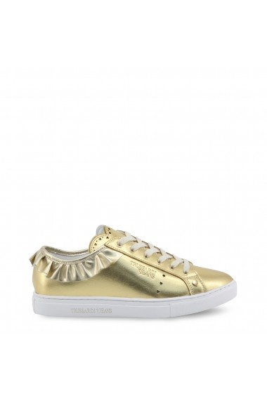 Pantofi sport Trussardi 79A00232_M053_GOLD Galben
