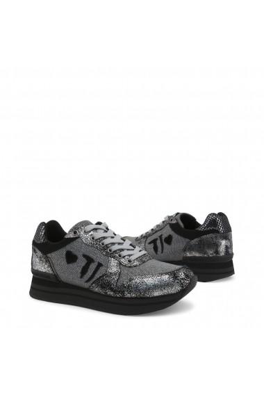 Pantofi sport Trussardi 79A00245_E285_GUNMETAL