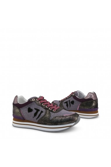 Pantofi sport Trussardi 79A00245_M200_DKROSE