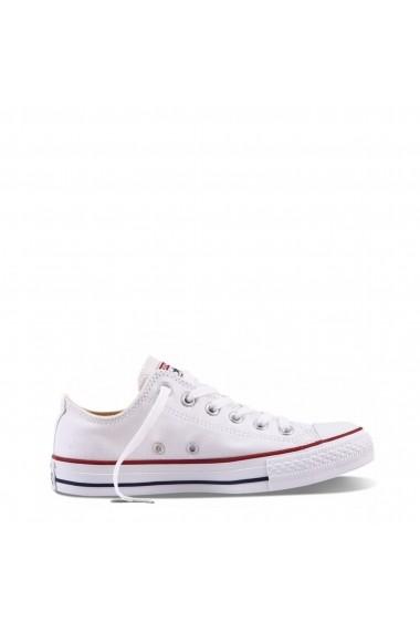 Pantofi sport Converse M7652_WHITE Alb