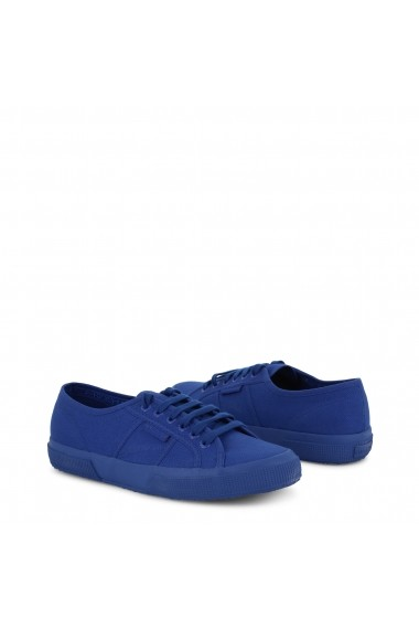 Pantofi sport Superga 2750-COTU-CLASSIC_S000010-A01_BRIGHT-BLUE