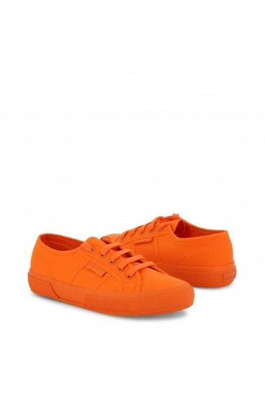 Pantofi sport Superga 2750-COTU-CLASSIC_S000010-A02_ORANGE Portocaliu
