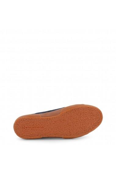 Pantofi sport Superga 2750-COTU-CLASSIC_S000010-A17_NAVY-GUM Albastru