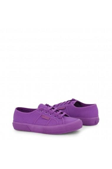 Pantofi sport Superga 2750-COTU-CLASSIC_S000010-A21_VIOLET-BRIGHT