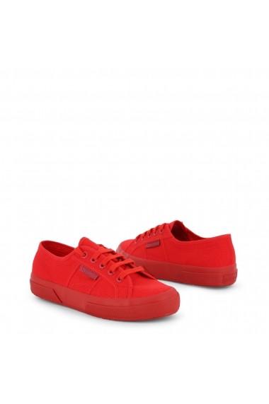 Pantofi sport Superga 2750-COTU-CLASSIC_S000010-A23_RED