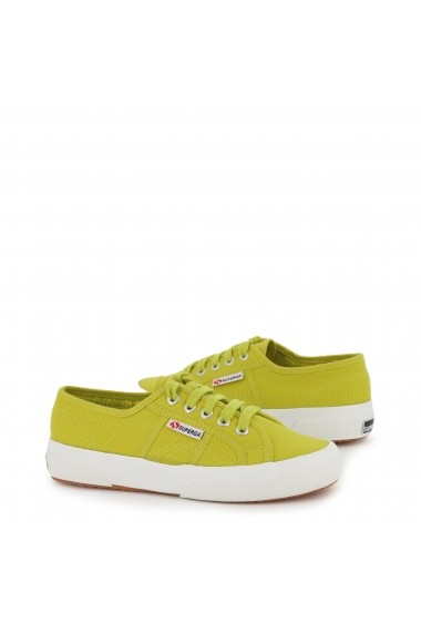 Pantofi sport Superga 2750-COTU-CLASSIC_S000010-C28_APPLE-GREEN
