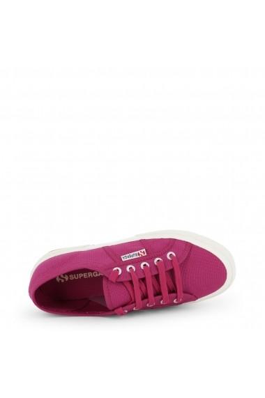Pantofi sport Superga 2750-COTU-CLASSIC_S000010-F11_BOYSENBERRY Violet