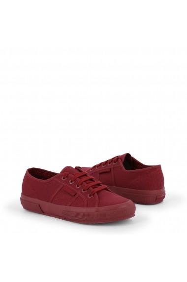 Pantofi sport Superga 2750-COTU-CLASSIC_S000010-F52_DK-BORDEAUX