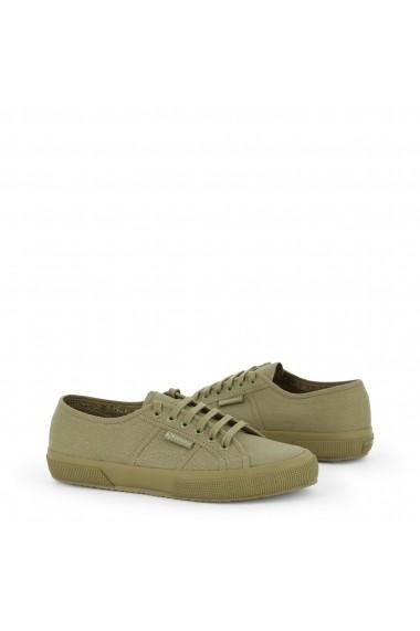 Pantofi sport Superga 2750-COTU-CLASSIC_S000010-F94_GREENOLIVE