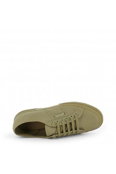 Pantofi sport Superga 2750-COTU-CLASSIC_S000010-F94_GREENOLIVE Verde