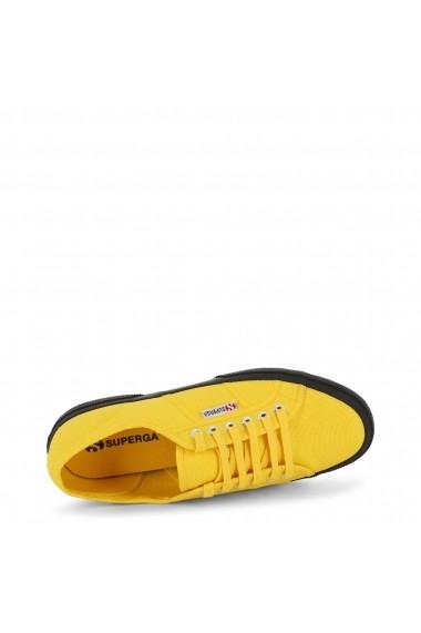 Pantofi sport Superga 2750-COTU-CLASSIC_S000010-G32_SUNFLOWER-BLACK