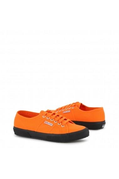 Pantofi sport Superga 2750-COTU-CLASSIC_S000010-G33_ORANGE-BLACK