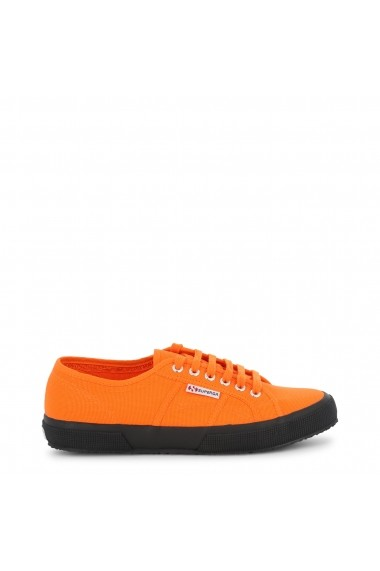 Pantofi sport Superga 2750-COTU-CLASSIC_S000010-G33_ORANGE-BLACK Portocaliu