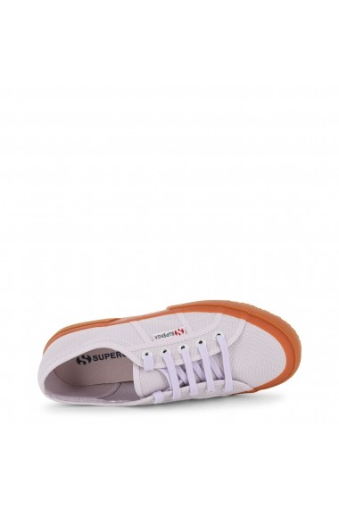 Pantofi sport Superga 2750-COTU-CLASSIC S000010-G35 VIOLET-LILAC-GUM Lila