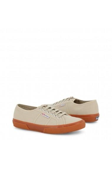Pantofi sport Superga 2750-COTU-CLASSIC_S000010-G37_TAUPE-FGUM