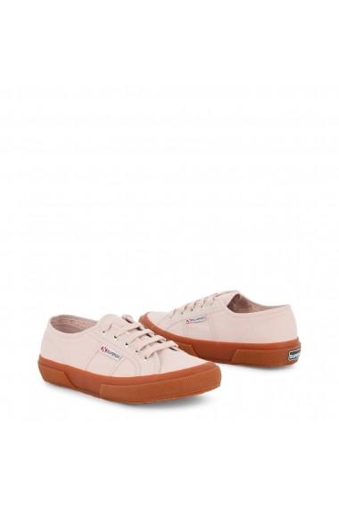 Pantofi sport Superga 2750-COTU-CLASSIC_S000010-G43_PINK-SKIN-GUM