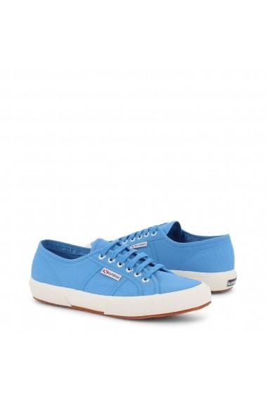 Pantofi sport Superga 2750-COTU-CLASSIC_S000010-Q16_BLUE-SAPPHIRE