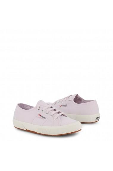 Pantofi sport Superga 2750-COTU-CLASSIC S000010-W52 VIOLET-LT Lila