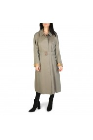 Trenci Burberry BRIGHTON_CHALK-GREEN Verde